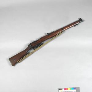 Rifle, Short, Magazine, Lee Enfield, .303 inch, Mk 3