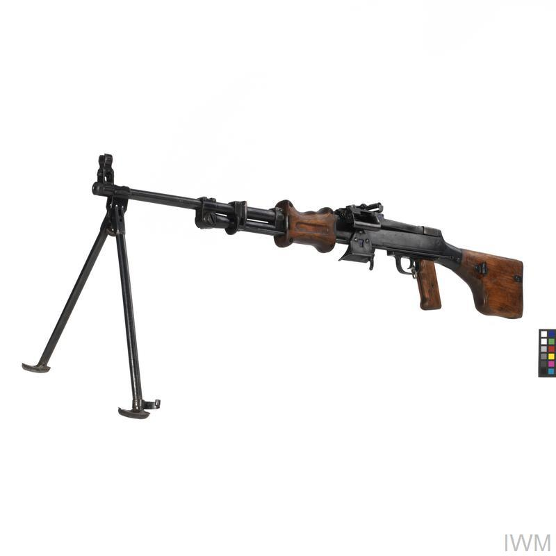 soviet machine guns