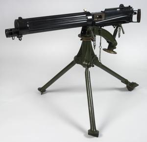 Gun, Machine, .303 inch, Mk 1 & Vickers Machine-Gun