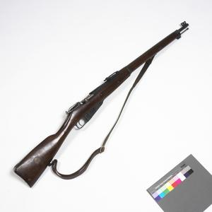 Finnish M27 rifle & Mosin-Nagant