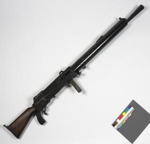 Parabellum M1913 & MG13