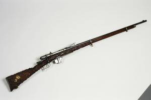 Fucile de Fanteria M1870/87 & Vetterli Vitali
