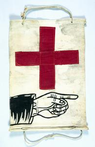 Flag, International, British Red Cross