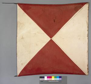 Flag, Turkish 4th Army HQ