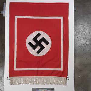 Flag, Rostrum drape, NSDAP