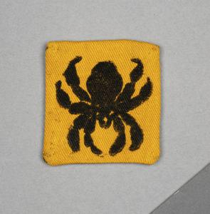 badge, formation, African, 81st (West African) Division