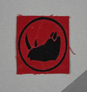 badge, formation, African, 11th East African Division