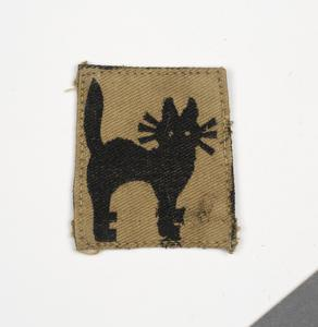 badge, formation, Indian, 17th Indian Division