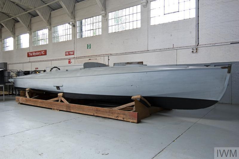 ship, Coastal Motor Boat (CMB 4), British