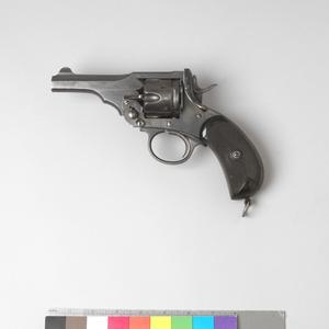Webley .455 Mark 5 revolver