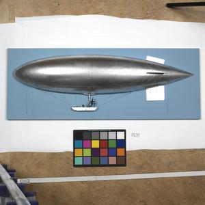 Parseval airship (port side)