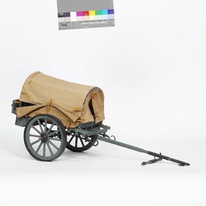Horsedrawn Sand Cart