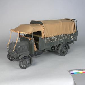 Wolseley 3 ton W D Lorry