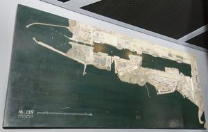 Operation Chariot (St Nazaire Raid) Briefing Model
