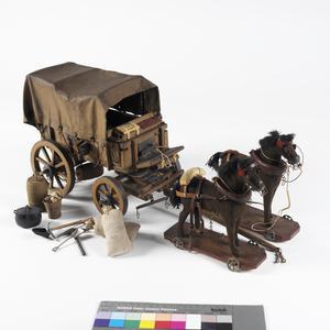 Horsedrawn GS Mk.VIII Wagon
