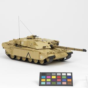 Armoured Fighting Vehicle Scale Model, Challenger 1 Mk3 Main Battle Tank: British