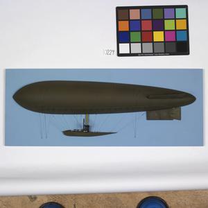 Beta airship (port side)