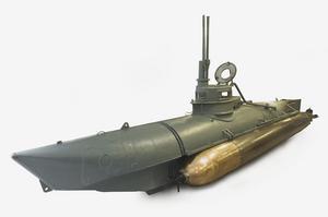 Submersible, Midget Submarine Biber (90), German