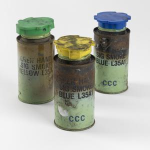 Grenade, Hand, Signal Smoke, L35A1
