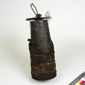 Zeppelin incendiary bomb (cylindrical)