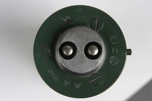 Fuze, bomb, aerial, anti-disturbance, German, EI.Z (50)