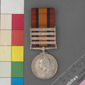 Queen's South Africa Medal (1899-1902)