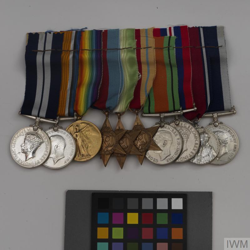 Distinguished Service Medal & DSM