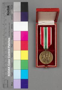 Commemorative Medal of the Return of the Memel District