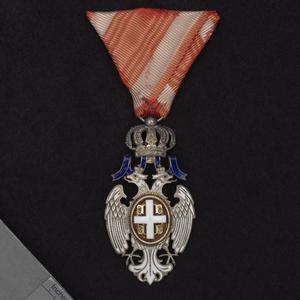 Order of the White Eagle, Yugoslavia