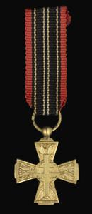Miniature medals