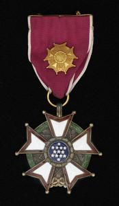 Legion of Merit, Commander, USA