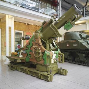 9.2in BL  Howitzer Mk 1 (Mother), British