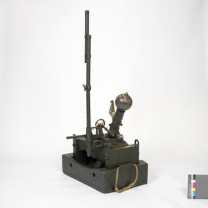 """Vickers 1.57"""" MkII Trench Howitzer"""