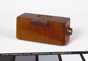 Moy & Bastie cine camera viewfinder