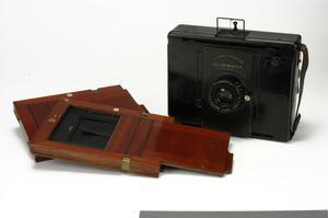 Goerz Anschutz folding plate camera