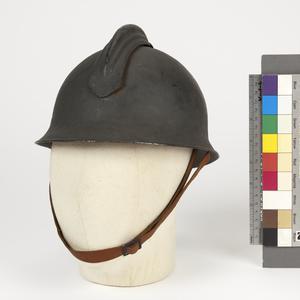 Steel Helmet, M1915 Adrian Pattern: Italian