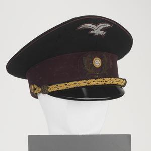 Cap, Service Dress, Belgian VNV Flemish National Union