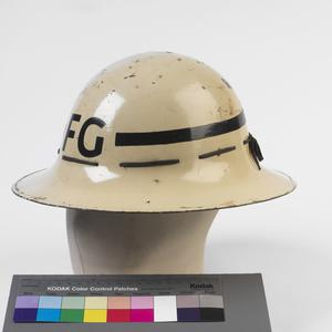 Steel Helmet, Civilian pattern: Leader, Supplementary Fire Party