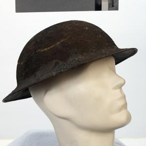 Steel Helmet, MK I Brodie pattern (with modified liner)