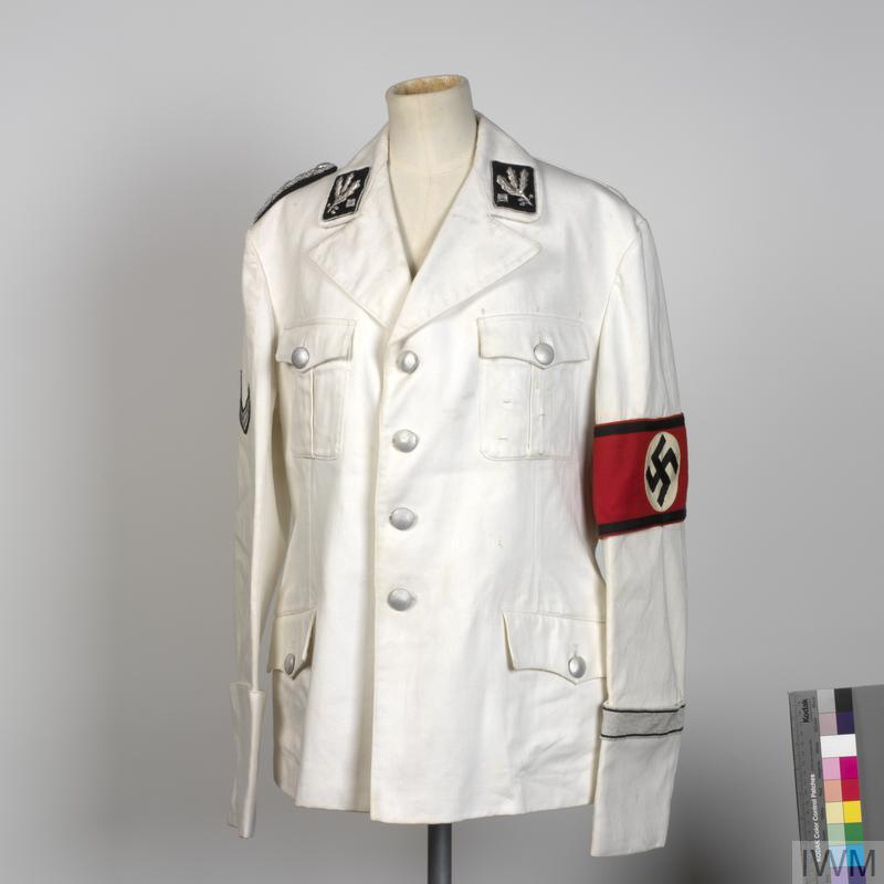 Jacket M1939 White Summer Dress SS-Obergruppenfuhrer (UNI