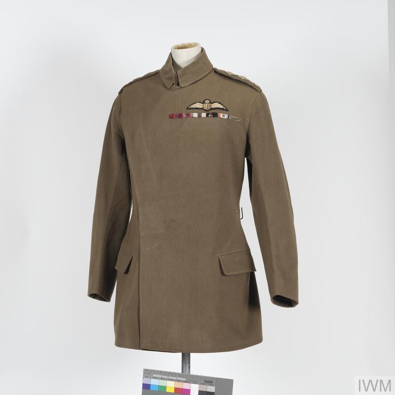 Jacket 'Maternity', Capt. McCudden VC