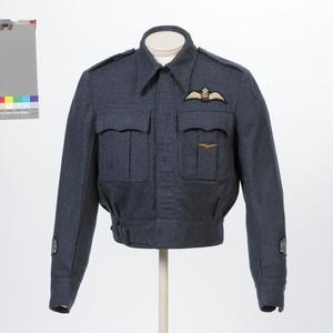 Blouse, War Service Dress: Warrant Officer (Pilot) RAF