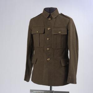 Jacket, 1907 pattern: O/Rs