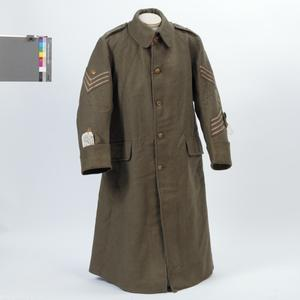 Greatcoat, Dismounted pattern (SP1914): O/Rs, British Army