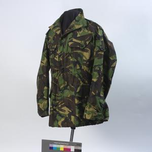 Smock, Camouflage DPM Combat Dress1968 pattern