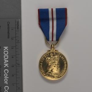 Golden Jubilee Medal 2002