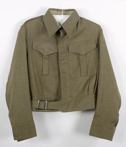 Blouse, Battledress (Indian pattern): British Army