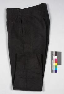 Trousers, Service Dress: O/Rs, German Army