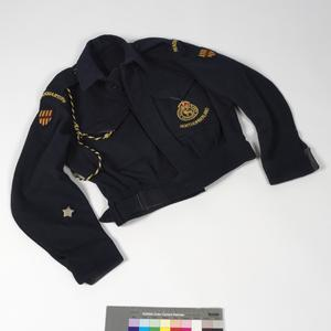 Blouse, Battledress: Civil Defence Corps (women's)