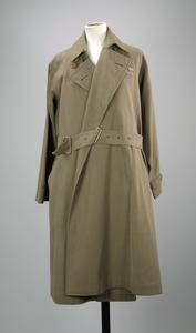 Coat (female): British Red Cross Society